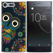 For Sony Xperia XZ Premium Case E5563 Silicone Cartoon Cover Cool Painting Soft Tpu Case For Sony Xperia XZ Premium Cover 5.5""