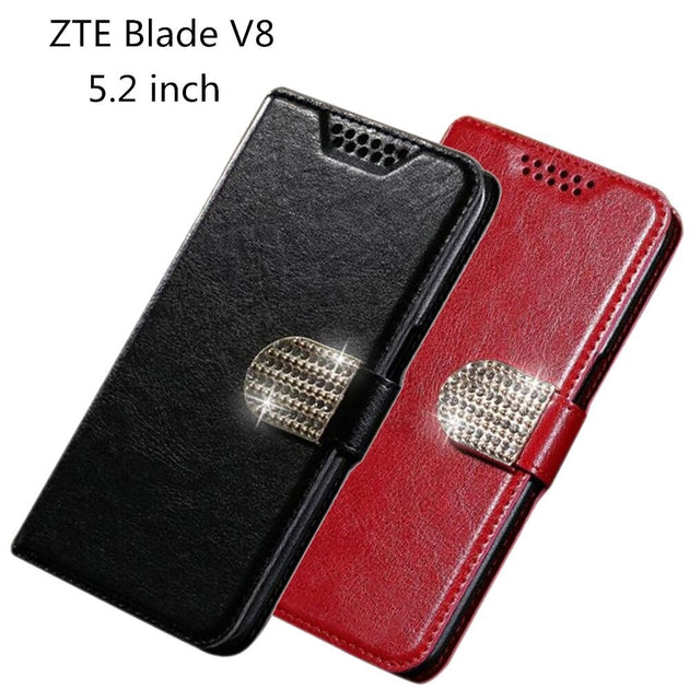 premium selection fd777 f6c33 For ZTE Blade V8 Case Cover 5.2