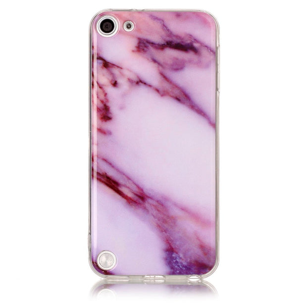 For Fundas IPod Touch 5 6 Soft Case High Quality Print Marble Silicone Phone Cover For Coque IPod Touch 5 6 Glossy Capinha Etui