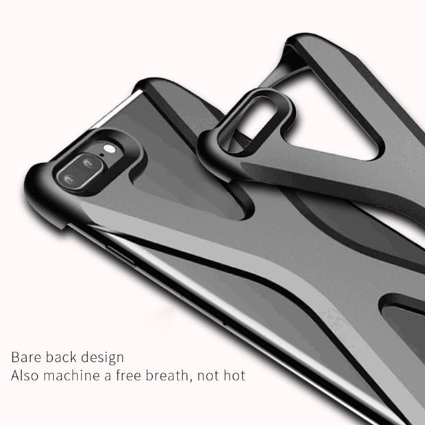 For IPhone X 8 7 Case Simple Fashion Soft Cover Silicon Frame Mobile Phone Back Cover Simple Plain For IPhone 8Plus 7plus Cases