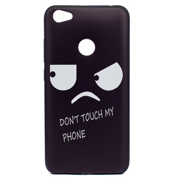 Do not touch phone