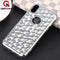 GerTong Luxury Glitter Diamond Soft Case For IPhone 6 6s 7 8 Plus X Plating TPU Phone Cover For IPhone 6 7 Clear Crystal Coque