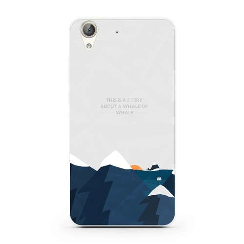 outlet store 16fb8 613b2 Huawei Y6 Ii Case,Silicon Landscape Painting Soft TPU Back Cover For Huawei  Y6ii 2 Y6 2 Phone Protect Case Shell