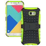 Hybrid Hard Case For Samsung Galaxy A7 2017 Case On Samsung A7 2017 Silicone Rugged Bumper Shockproof Cover For Samsung SM-A720F