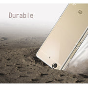 IMAK For Xiaomi Mi5S Mi 5s 5.15 Inch Case Clear Crystal Cover Ultra Thin Transparent Wear-Resisting Cover