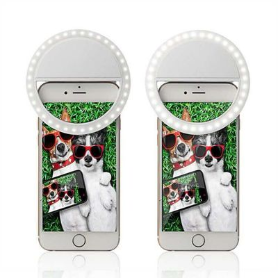 LED Light Flash UP Makeup Selfie Cover Case FOR Acer Liquid Zest / M330 / Zest Plus / Z530 Duo / Jade Primo / Z630S Duo / Z530