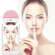 LED Light Flash UP Makeup Selfie Cover Case FOR Archos 50 50C Oxygen FOR Archos 50c Neon 50c 55 Platinum FOR Archos 50d Helium