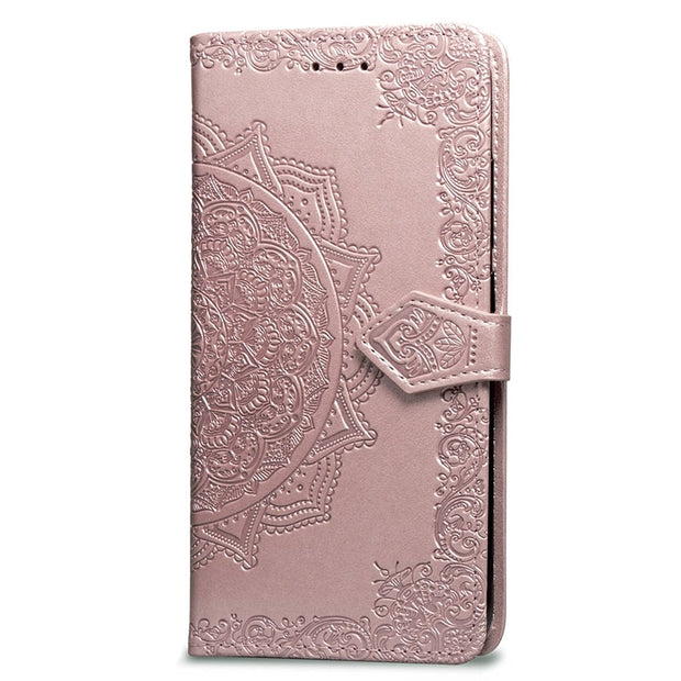 Luxury Case For Huawei Honor 7A PU Leather Wallet Card Flip Magnet Soft TPU Silicone Holder Case For Huawei Honor 7A Phone Capa