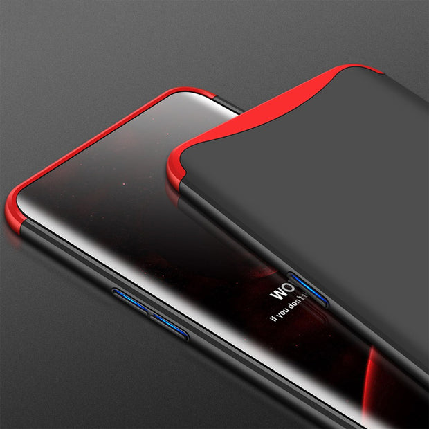Luxury Full Protection Case For OPPO Find X Case Cover For OPPO F7 Cover For OPPO F 5 Youth A73 A73T Coque For OPPO FindX Capa