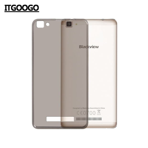 Luxury Soft Silicone TPU Case For Blackview A8 Max Back Cover Protective Phone Cases For Blackview A8 Max Case Cover Capa Fundas