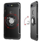 MAKEULIKE Kickstand Case For Oneplus 5 Oneplus 5T Cover Ring Armor Phone Back Cases For One Plus 5 5T Capinhas