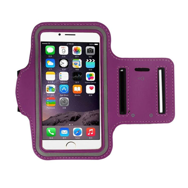 MONSUNX Gym Running Sport Arm Band Cover Case For Iphone SE Drop Shipping Futural Digital AP26