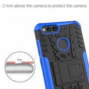 MOOSHION Anti-Knock Rubber Protective Back Cover For Huawei Honor 7X Case Mobile Phone Cover Coque For Huawei Honor7x