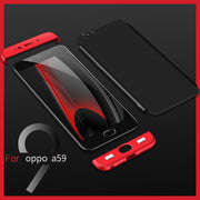 MXHYQ Luxurious All-inclusive Three-stage Case For OPPO A59 For Phone Cases