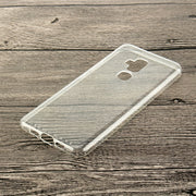 MXHYQ Luxury Full Protect Anti-knock TPU Silicone Transparent Back Cover Case For Homtom S8 For Phone Cases Cover