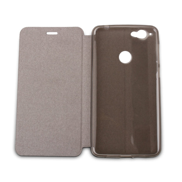MXHYQ Luxury Leather Turn Left And Right Flip Cover Case For Blackview R7 For Phone Cases Cover