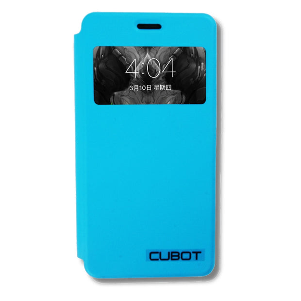MXHYQ Luxury Leather Turn Left And Right Flip Without Inner Casing Cover Case For CUBOT Z100 P12 For Phone Cases Cover
