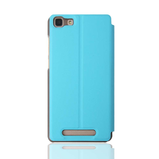 MXHYQ Luxury Leather Turn Left And Right Flip With PC Inner Casing Cover Case For OCOLOR Cubot Cheetah For Phone Cases Cover