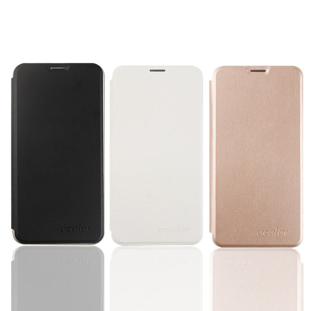 MXHYQ Luxury Leather Left And Right Flip Without Inner Casing Cover Case For Oukitel U20 PLUS For Phone Cases Cover