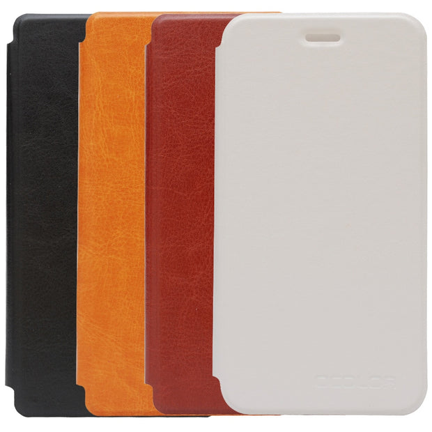 MXHYQ Luxury Leather Left And Right Flip Without Inner Casing Cover Case For UMI Fair For Phone Cases Cover