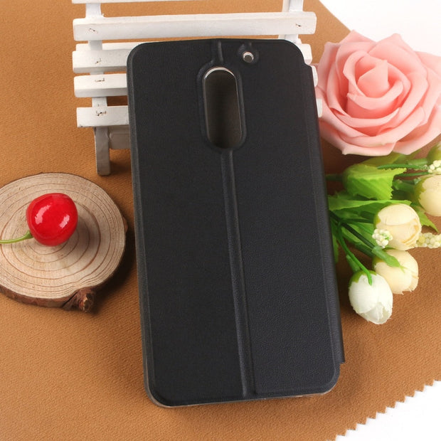 MXHYQ Luxury Leather Voltage Left And Right Flip With Pc Inner Casing Case For Umi MAX For Phone Cases Cover