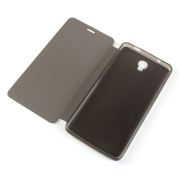 MXHYQ Luxury Leather Flip With TPU Inner Shell Cover Case For CUBOT MAX For Phone Cases Cover