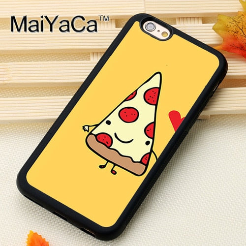 info for a1aca ecd6d MaiYaCa Best Friends Pizza Beer Matching Food Print Luxury Phone Cases For  IPhone 6S 7 8 Plus X XR XS MAX 5 SE Soft Rubber Cover