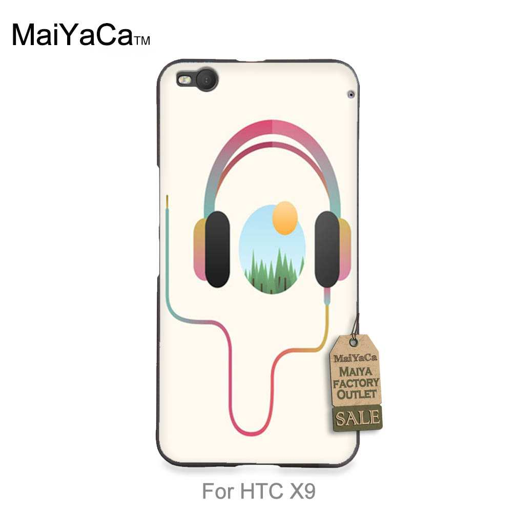Maiyaca Diy Colorful Printing Drawing Plastic Phone Case For Case Htc Charcoal Cases