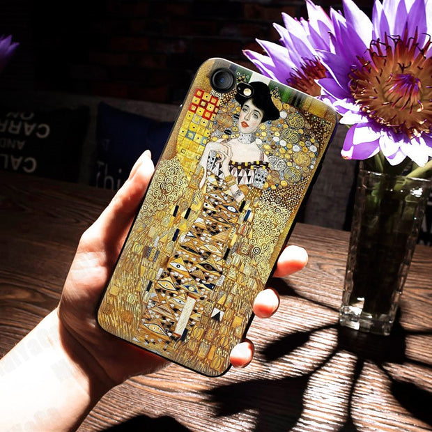 coque iphone 7 klimt