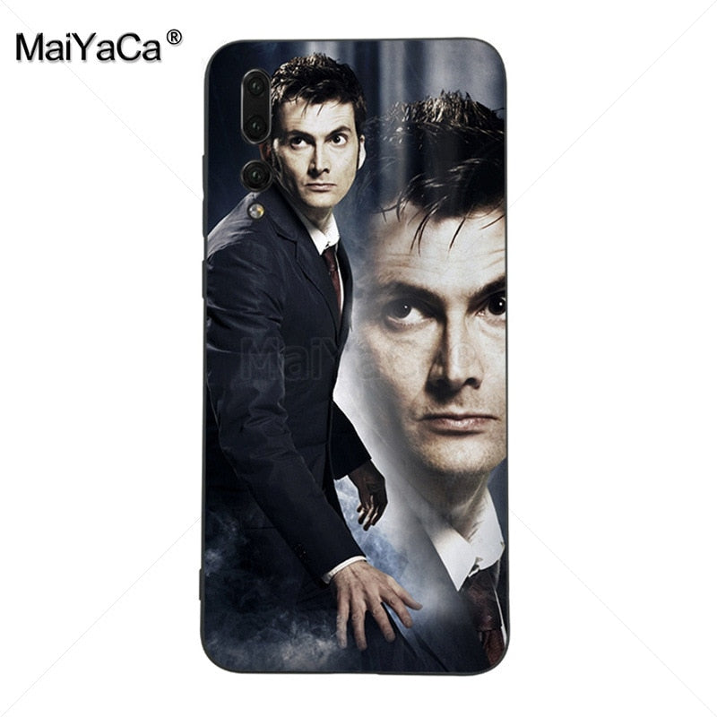Phone Bags & Cases Cellphones & Telecommunications Maiyaca Tv Doctor Who Luxury Fashion 2d Phone Case Forhuawei P20 Mate9 Mate10 Lite P10 Honor View 9 Case Cover Pretty And Colorful