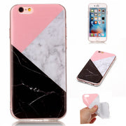 Marble Pattern Soft Case For Apple Iphone 6 6s Colourful Mobil Back Phone Cover For Fundas Iphone 6 6s Silicone Capinha Etui