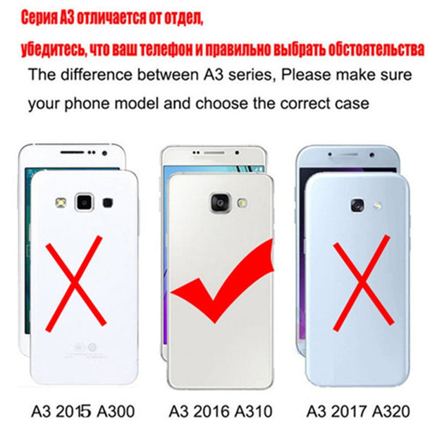 New Thick Dynamic Liquid Phone Cases For Samsung Galaxy A3 2016 A3100 A310 A310H A310F Soft Silicon Back Cover Sand Capa Cup
