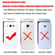 New Thick Dynamic Liquid Phone Cases For Samsung Galaxy A5 2015 A500F A500 SM-A500F A500H Soft Silicon Back Cover Sand Capa Cup