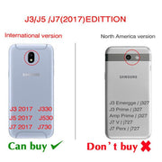 New Thick Dynamic Liquid Phone Cases For Samsung Galaxy J3 2017 J330F J330 Eurasia Edition Soft Silicon Back Cover Sand Capa Cup