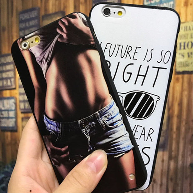 PC+TPU Case Oneplus 3 Case Cover,Sexy Girl For Oneplus 3 Case Original 100% BiNFUL