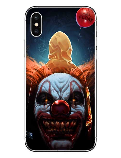coque iphone 8 pennywise