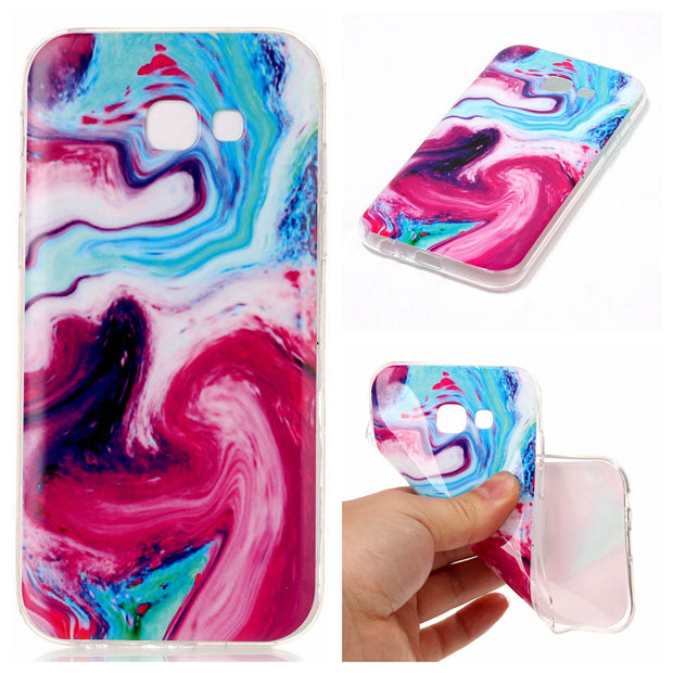 Quality Soft Case For Fundas IPod Touch 5 6 Colour Pink Marble Silicone Phone Cover For Coque Touch 5 6 Case Capinha Etui