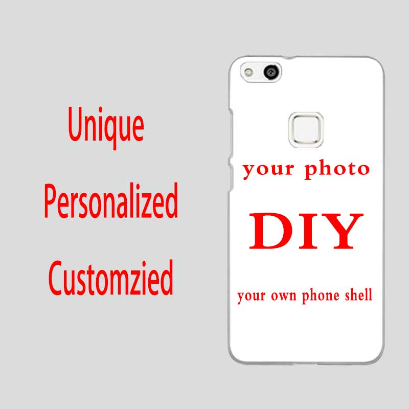 Sheli Customized Diy Phone Case Printed Hard Clear Cover Case For