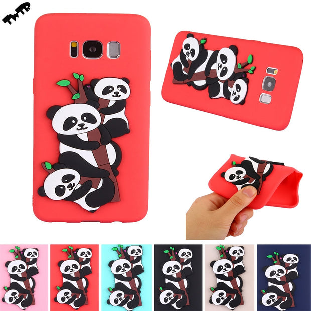 SM-G950fd For Samsung Galaxy S8 S 8 Case G950 G950FD Cases Phone Cover For Samsung Galaxy 8S G950F SM-G950F 3D Silicone Bumper