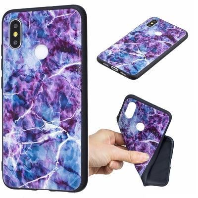 Shockproof Varnish Relief Black Various Picture Case For Xiaomi Mi 8 Protective Soft TPU Back Cover Case For Xiaomi Mi 8 SE