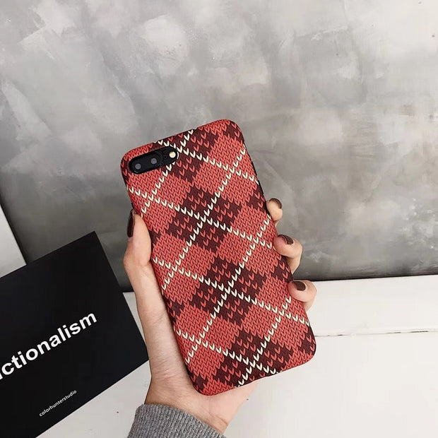 Christmas Phone Case Iphone Xr.Simple Square Christmas Phone Cases For Iphone Xs Max Xr