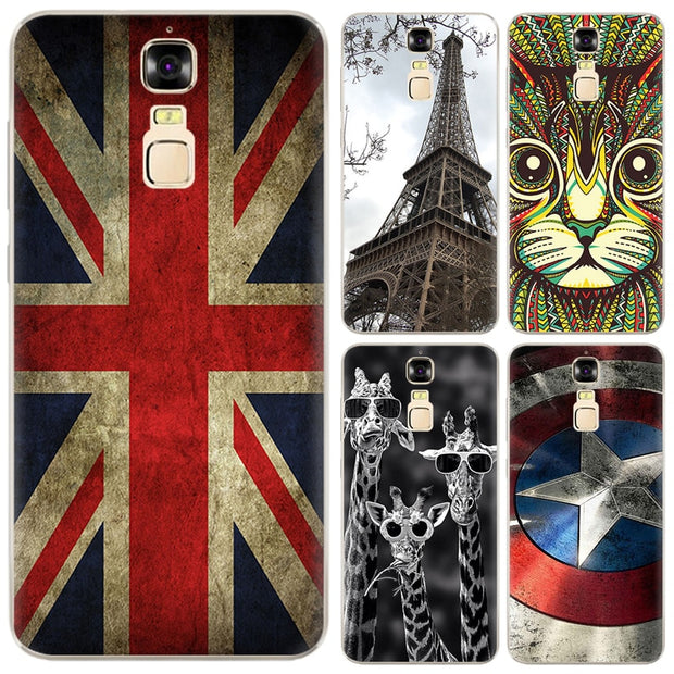 pretty nice d31f7 f2bb8 Soft Silicon Cases For ZTE Blade A610 Plus ZTE A610+ / A2 Plus Phone Bag  Cover Flower Housing Tpu For ZTE Blade A610 Plus Case