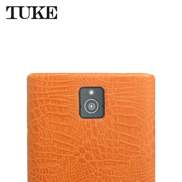 TUKE Crocodile Pattern Case For Blackberry Q30 Hard PC Back Cover For Blackberry Passport Q30 Leather Coque Luxury Plastic Cover