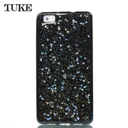 TUKE Fashion Liquid Phone Case For Huawei Ascend P8 Lite Cover Case Soft Silicon Case For Huawei P8lite Epoxy Pentagram Case