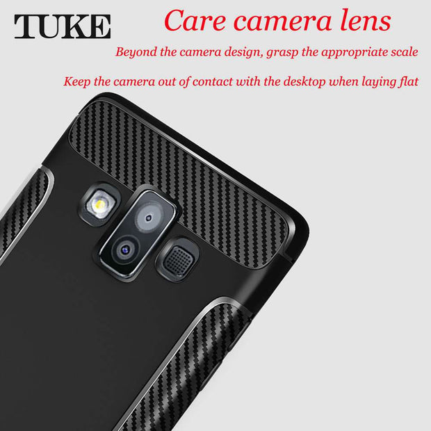 TUKE Phone Case For Samsung Galaxy J3 2017 J330F J3 Pro 2017 EU Version Case Soft TPU Silicone Back Cover For Samsung J3 2017