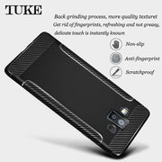 TUKE Phone Case For Samsung Galaxy J5 2017 J530F J5 Pro 2017 EU Version Case Soft TPU Silicone Back Cover For Samsung J5 2017