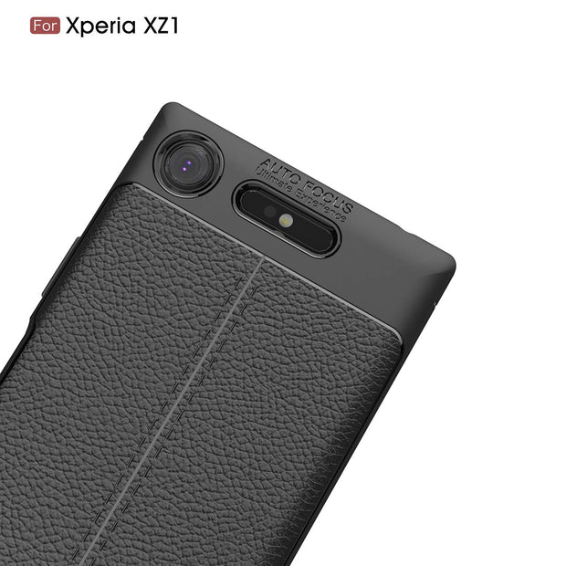 Ultra Slim Case For Sony Xperia XZ1 Case Luxury Soft Silicone Gel Protector Back Cover For Sony XZS XZ XA1 Capa Phone Shell Case