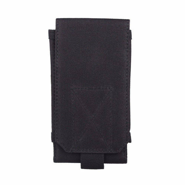 Universal Outdoor Sports Molle Belt Army Waist Wallet Phone Case Cover Bag Pouch For IPhone For Samsung Mobile Phone Bag 5.5inch