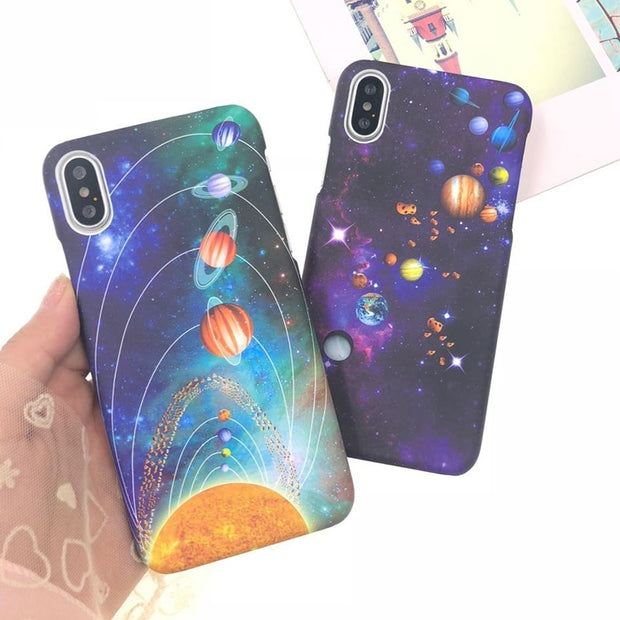 IPhone 6 Case Universe Planet Hard PC