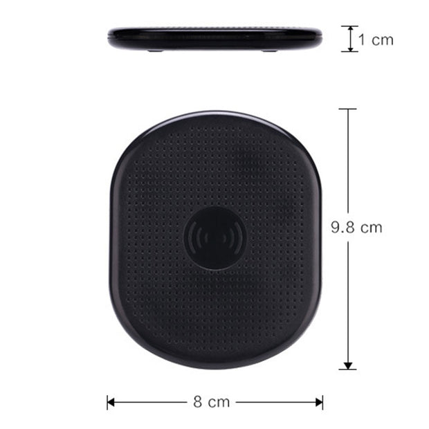 Wireless Wireless Phone Charger Pad Charge Mount Power Charger For Nokia Compact Durable